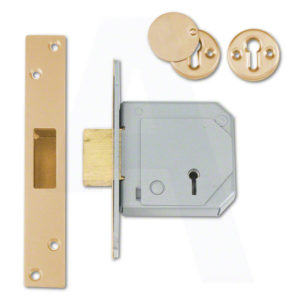 Union C-Series 5 Lever Mortice Sash Lock - Security at a low price!