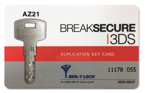 Mul T Lock 3DS key